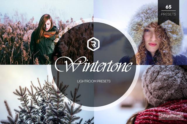 Trọn bộ 65 presets mùa đông siêu cool [Lightroom] - 01
