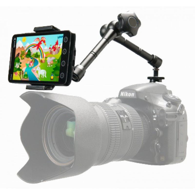 GP5500CM-XT Smartphone Teleprompter extension
