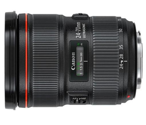 Canon EF 24-70mm ƒ/2.8L II USM