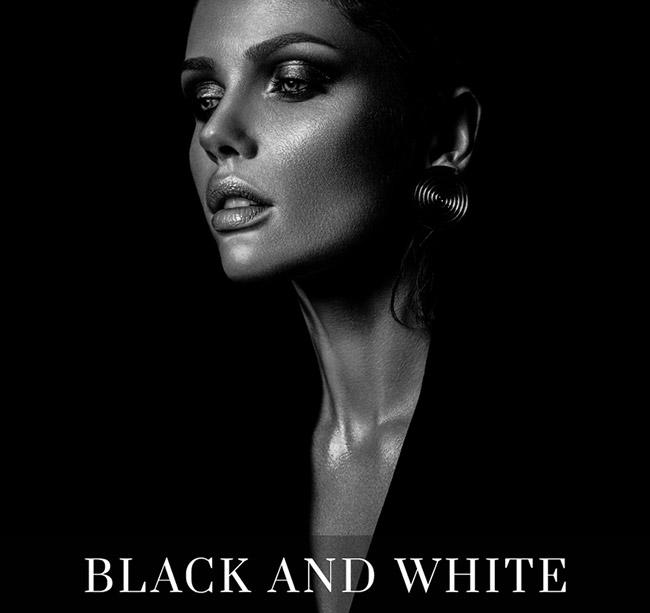 [Download] Bộ 40 presets Black & White dành cho Lightroom